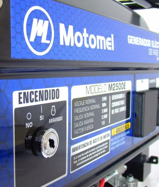 MOTOMEL M2500E 02