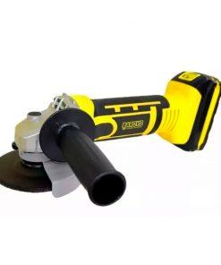Amoladora Inalámbrica Barovo 115mm 18 V + Batería + Cargador