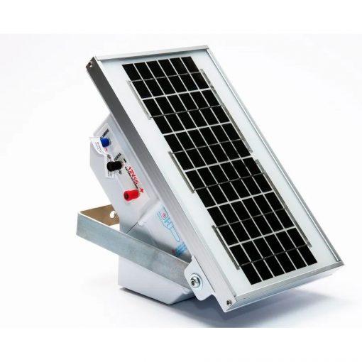 Boyero Solar Batería Interna 40 Km Peón Inteligente