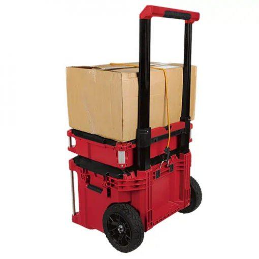 Caja Herramientas Maletin Carro Organiza Milwaukee 4822-8426