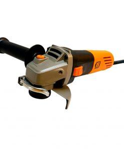 Amoladora angular Lusqtoff AML850-8 de 50 Hz naranja 850 W 220 V